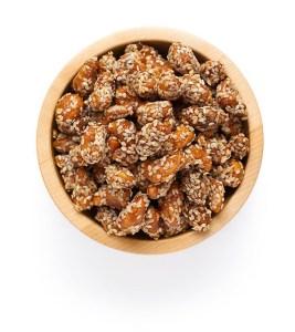 Орешки в кунжуте