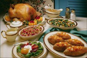 Традиция празднования Дня Благодарения