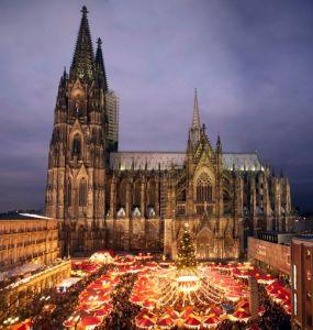 Рождественские ярмарки по всему миру