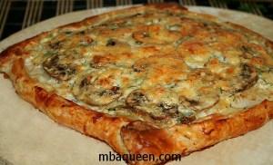 Рецепт пирога с грибами - вкусные традиции русской кухни
