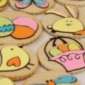 Как приготовить пасхальное печенье