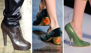 Модные тренды обуви сезона осень-зима 2013-2014