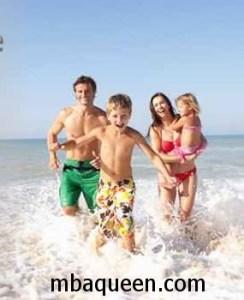 Лучший отдых летом с детьми на пляже