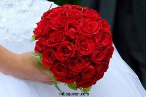 Цветы для свадебного букета - какими они должны быть