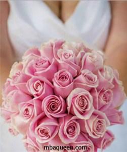 Какими должны быть цветы для свадебного букета