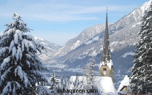 Гастайнерталь - горнолыжный курорт с термальными источниками, которые дарят радость
