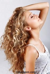 Как сделать волосы волнистыми без бигудей