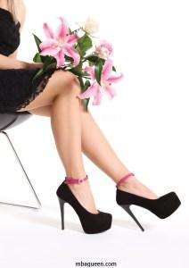 Современная модная обувь: женские туфли