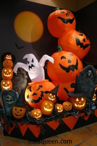 Как подготовиться к Хэллоуину