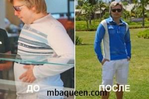 Особенности низкокалорийной диеты Баскова для похудения