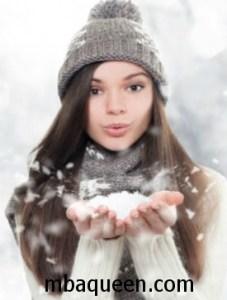 Зимний уход за руками
