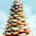 Как приготовить печенье новогоднее Елочка