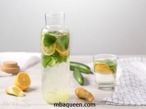 Лучший рецепт Воды Сасси для похудения
