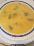 Фото диетического тыквенного супа-пюре