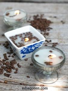 Как сделать ароматизированную свечу своими руками