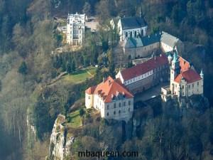 Чешский рай. Крепость Вальдштейн