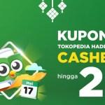 Kupon THR Tokopedia Hadiah Ramadan Ekstra Cashback Hingga 2 Juta