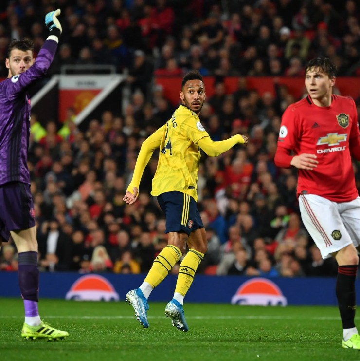 Manchester United 1 - 1 Arsenal