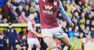 Aston Villa 5 - 1 Norwich City