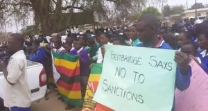 Beitbridge pupils
