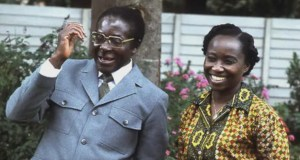 Mugabe and Sally