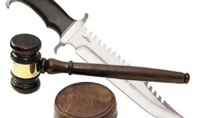 Knife-and-Gavel
