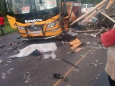 Mutare Road Bus Accident Kills 50