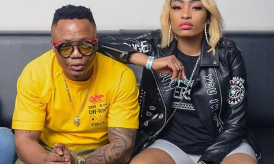 Gugu Khathi and DJ Tira