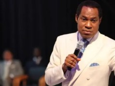 Christ Embassy Pastor Chris Oyakhilome