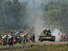 Zambia DRC conflict