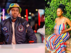 Zola Nombona and Thomas Gumede