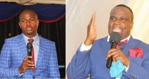Pastor T Chiwenga and Prophet T Freddy