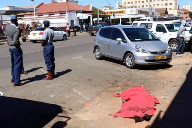 Bulawayo man death