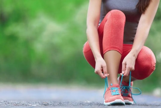 Exercise can calm anxiety