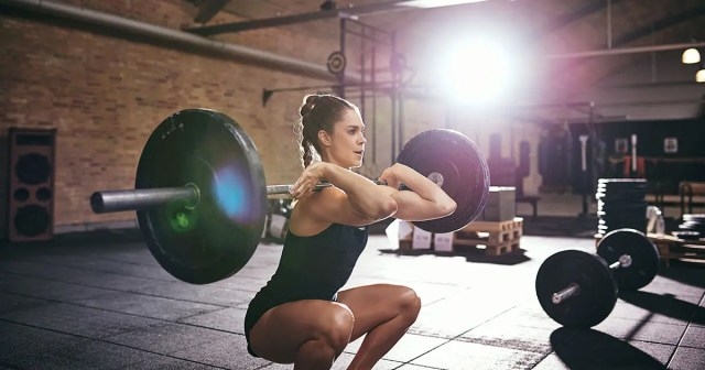 Lifting heavy Weights