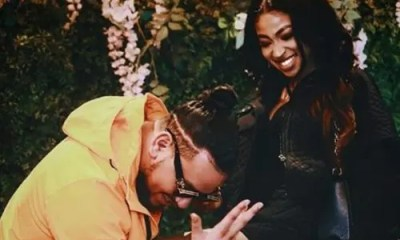 AKA and bae Nelli Tembe