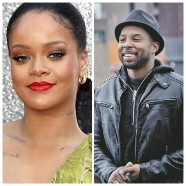 Sizwe Dhlomo and Rihanna