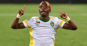 Football - 2014 CAF African Nations Championships - Quarterfinal - Mali v Zimbabwe - Cape Town