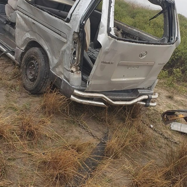 Terry Afrika accident