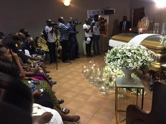 More Pics and Vids of Ginimbi's Funeral in Harare CBD and at his clubMbare Times | Mbare Times