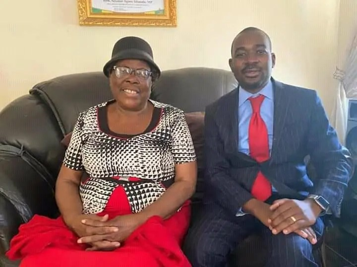 Agnes and Chamisa