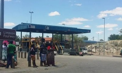 Beitbridge cross borders
