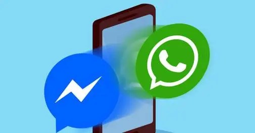 WhatsApp and Facebbok