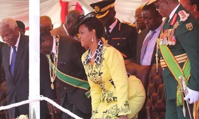 Grace and Chiwenga