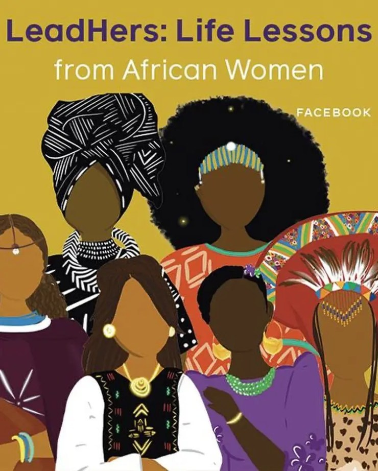 Misred African heritage book