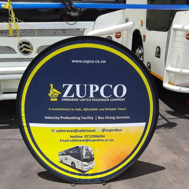 Zupco Bus