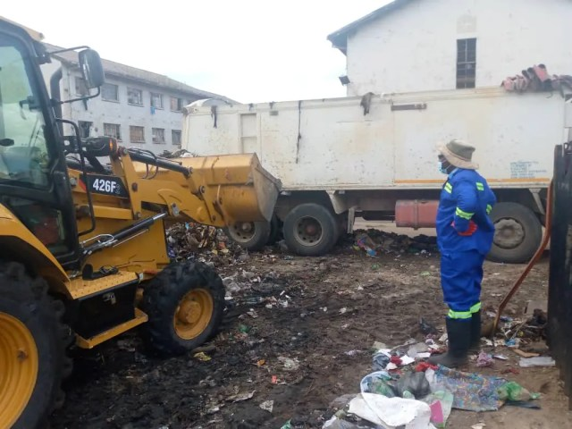 Mbare Cleanup