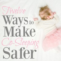 12 Ways to Make Co-Sleeping Safer