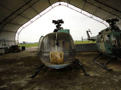 NIGERIAN AIRFORCE MBB Bo 105