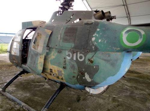 El estado de los MBB Bö-105 nigerianos (3/3)